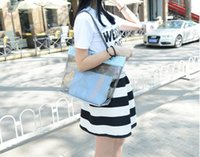Wholesale Fashion Bags Bag in Bag Womens Sweet Jelly Clear Transparent Handbag Beach Bags Hobo Tote Shoulder Bags Colors