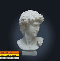 art craft display - Large head sculpture American Style country Decoration greatly Venus head statue resin crafts figure display