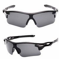 Wholesale New Men Women Polarized Cycling Sunglasses Sports Road MTB Mountain Bicycle Glasses Cycling Eyewear Bike Goggles
