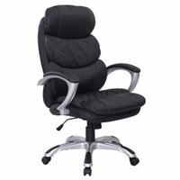 Wholesale New PU Leather High Back Desk Office Chair Executive Ergonomic Computer Task