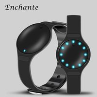 Wholesale ENCHANTE C2 Bluetooth Smart Watch Wearable Devices SmartWatch Waterproof Heart Rate Monitor Dynamic Wristband Pedometer Smartband Bracelet F