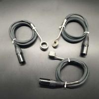 Wholesale 10mm mm mm flat Coil Heater D Nail E nail Electronic Nail Coils DIY Smoker ENail Coil For Quartz Nail Titanium Nails