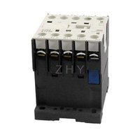 Wholesale CJX2 K1210 Volts Coil mm DIN Rail A Three Pole P NO AC Contactor