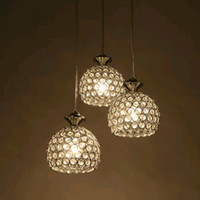 bars group - 2 design Peddant LED Lamp group led light glass material for dinning room bar beatiful ceiling lamp led