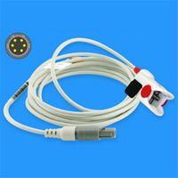 Wholesale New Finger Clip SpO2 Sensor Connector Mindray Pins Degrees Keys Pediatric Ear Clip Available CMD0134A