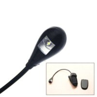 Wholesale New Arrival Free Drop shipping USB LED Book Reading Light Clip lamp with power cable Retail