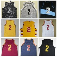 Wholesale New Arrival Kyri Men s Basketball Jerseys Basketball Jerseys Sportswear Jersesys With Stitched Name and Number