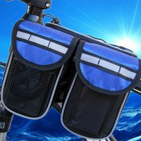 bicycle tube manufacturers - Bicycle manufacturers supply Front tube bag mountain front bag on unity Bike ride stuff with cover