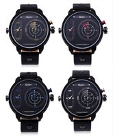 best timing belt - Hot sales Business Fashion the use of red needle dual core radar design best watch brands