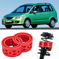 Wholesale 2pcs Super Power Rear Car Auto Shock Absorber Spring Bumper Power Cushion Buffer Special For Mazda Premacy