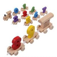 Wholesale 2015 New Kawaii Intellectual Toy Wooden Train Model Building Kits Enlightment Gift for Children model making for kids