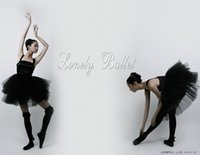 ballet black swan - Classic Black White Swan Professional Ballet Dancewear Shoulder Body Spandex Leotard layers pf Tulle Skirt