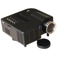 Wholesale UC28 with HDMI Mini Micro AV LED Digital Video Game Projectors Native X Multimedia player Inputs AV VGA USB SD