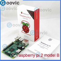 Wholesale Hot Sale New GB BCM2836 Quad Core USB Ports Raspberry Pi Model B Version