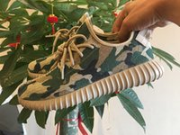 Wholesale Yeezy Boost camouflage Custom yeezys boost Low sneakers Men s Men s Yeezy Boost Sports Shoes