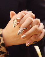 american manicures - Europe fingernail ring new Manicure fashion jewelry ring ring birthday gifts