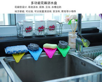 Wholesale Hot Sale Piece Fashion Brief Bathroom Soap Dishes Box Holder Tray