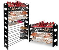 Wholesale Shoe Rack for Pair Wall Bench Shelf Closet Organizer Storage Box Stand