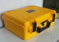 Wholesale waterproof equipment case mm high quality Tool case Impact PP ALLOY tool case tool box with Sponge Foam