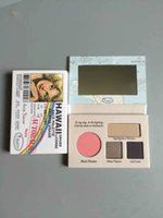 Wholesale Driver License face palette Hawaii Face Palette Visage Palette Blush bROW Makeup Set pc