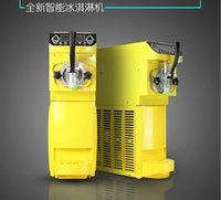 Wholesale 110v v vertical soft ice cream machine ice cream cone machine ice cream machine commercial ice cream machine factory outlets