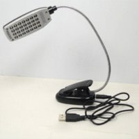 Cheap Practical Book Reading Stand Light For Laptop Notebook Clip Fixtures 28 LED Lamp Free Shipping Cheap lamp viewsonic