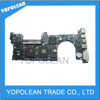 apple usb wifi - Original Motherboard For Macbook A1226 Logic Board CPU T7500 GHZ A Year Perfect Working
