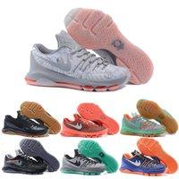 b nib - 2016 hot sale high Kevin Durant Viii KD Viii Nib Men S Basketball Shoes Kd8 Usa Suit Independence Bright Crimson Hunt S Hill Night
