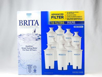 advance retail - 10 Pack Brand New Original Retail Box Brita Advanced Replacement Water Filter for Brita Infinity Smart Pitcher New
