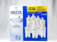 Wholesale Brand Water Filter Pitcher Advanced Replacement Filter for Brita Water Filter Pitcher for Home Infinity Smart Pitcher Pack