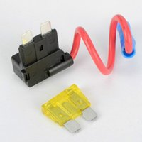 Wholesale ATO ATC Add A Circuit Fuse Tap Piggy Back Standard Blade Fuse Holder V M00049