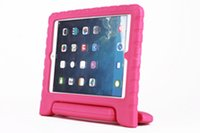 Wholesale Fashion Pinkycolor Soft Protective carrying case for iPad