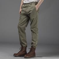 ak classic - Mens Clothing AK CLUB Brand New Men s Pants Classic All match Casual Pants Cotton Khaki Pants Regular Fit Men Pants