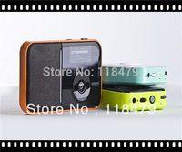 Wholesale Mini Pocket Digital FM RDS Wireless WiFi Internet Radio Promtion Gift wifi internet radios