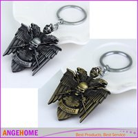 antique harley - 2 Colors Motorcycle Motorbike Key Chain Keychain High Quality Keyring Key ring Keychains For Harley Davidson