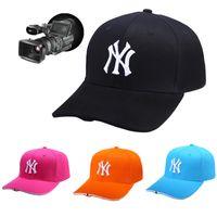 Wholesale HD P Candid Cap Spy Cap Secret synchronous imaging apparatus WIFI insert Camera Special shooting hidden monitors Synchronous playback