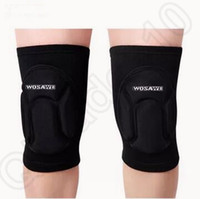 Wholesale Brand WOSAWE Elastic Knee Pads Breathable Basketball Snowboarding Skating Cycling Sports Leg Sleeve Kneepad Protector Pads CCA4691