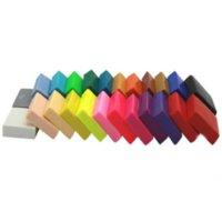 Wholesale 24 Colors DIY Craft Soft Polymer Modelling Clay Plasticine Block Educational Toy Playdough Cheap Playdough