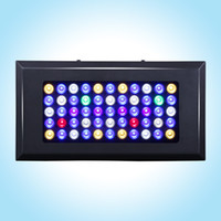 aquarium lighting for planted tanks - Full spectrum Dimmable165w led aquarium light for fish tank Coral reef Aquarium Led Lighting Marine plants grow Dropship