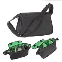 Wholesale 2016 New Nylon Mini Multifunction Digital SLR Camera Bag Outdoor Men Women Shoulder Bag Leisure Fashion Backpack