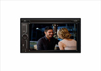 Wholesale 6 inches universal car DVD player with RADIO USB SD AUX BT