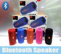 Wholesale CHarge2 II Wireless Bluetooth speaker Subwoofer Outdoor portable mini speaker HIFI waterproof bluetooth speaker pluse for