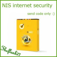 Wholesale Newest Code key Norton Internet Security software NIS N360 days Half Year PC Serial Number theflash77