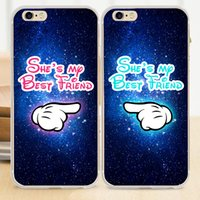 best friends iphone - 2017 This is My Best Friend TPU Rubber Customized Soft Case for iPhone S Plus S C S SE