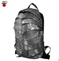 beetle pattern - A backpack bag Shanqi male Korean Metrosexual student computer bag backpack bag male beetle snakeskin pattern