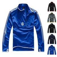 Wholesale The SEASON league JERSEY football training wear sportswear men soccer wear long sleeve shirt winter running coat