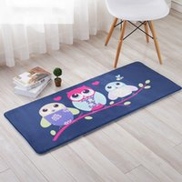 acrylic dining table - 1Set Latest Likable Dining Hall Table Area Rugs Home Decoration Floor Mat Hall Parlor Carpet for BedRoom