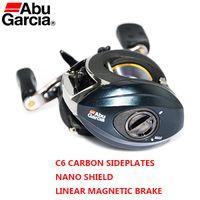 abu garcia baitcast - 100 Abu Garcia PMAX2 PROMAX PRO MAX FISHING BAITCAST REEL NEW MODEL BB Carp Lure Reel Metal Spool Max Drag Kg