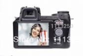 Wholesale D3200 digital camera million pixel camera Professional SLR camera X optical zoom HD LED headlamps cheap sale