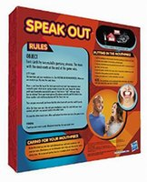 Wholesale Speak Out Game KTV party game cards for party Christmas gift newest best selling toy
